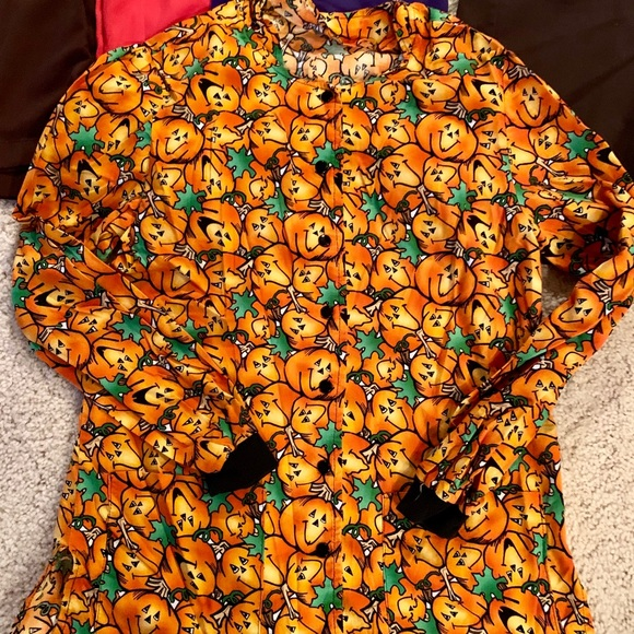 scrubs Other - Halloween scrub jacket